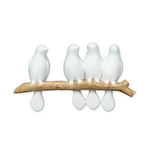 Birds on Branch Wall Decor